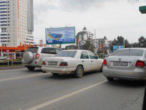 аренда рекламных щитов Краснодар
