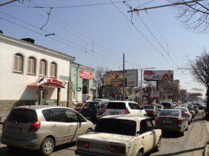 Северная - Тургенева (к-тр Северный)