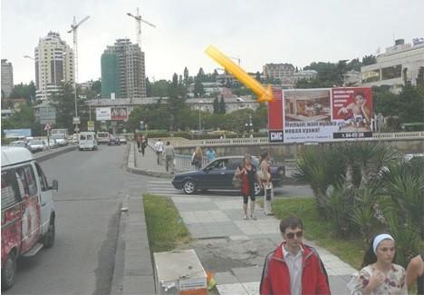 Рекламные щиты в Сочи