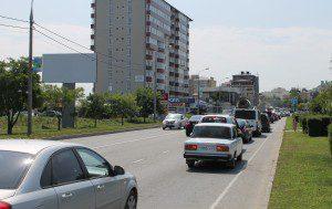 Шоссе Новороссийск – Симферополь 7км+250м, АЗС Rusoil