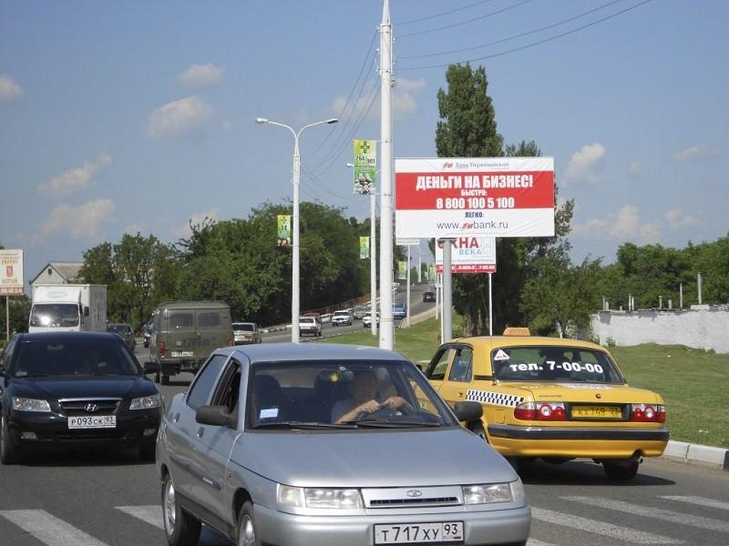 рекламные щиты в Тихорецке