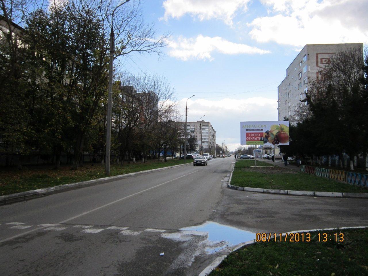 Рекламные щиты в Белореченске