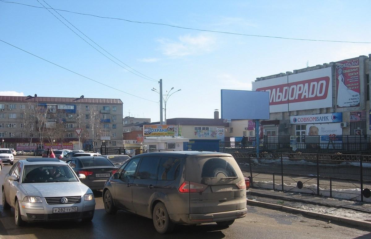рекламные щиты в Усть-Лабинске