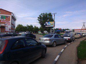 щиты в Каневской