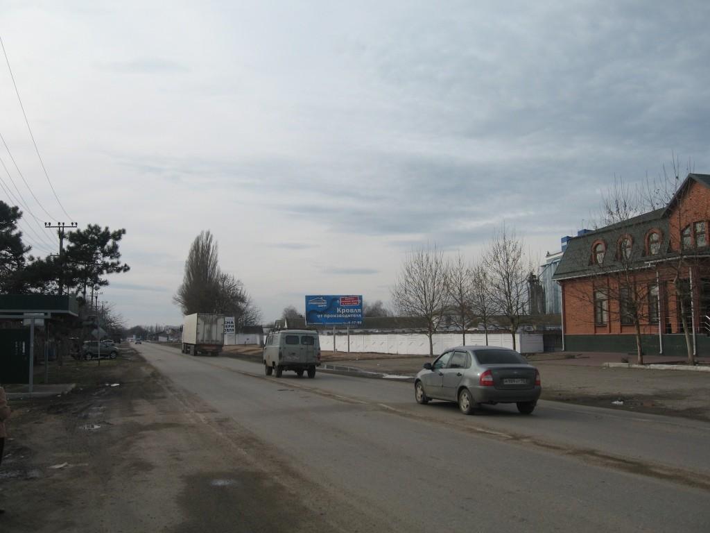 Кавказкая (р-н элеватора)