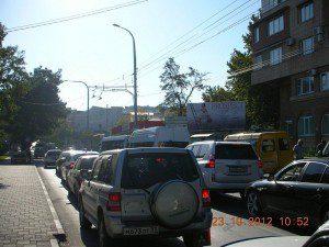 наружная реклама Краснодар размещение