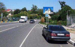 Каспийская улица/ напротив АЗС =НТ=