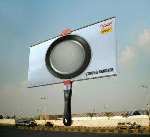 Креативный-билборд