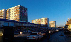 Брандмауэр в Крымске