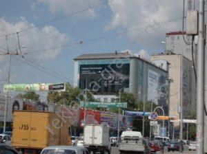 реклама на фасаде краснодар