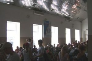 1. Новороссийск, зал ожидания слева