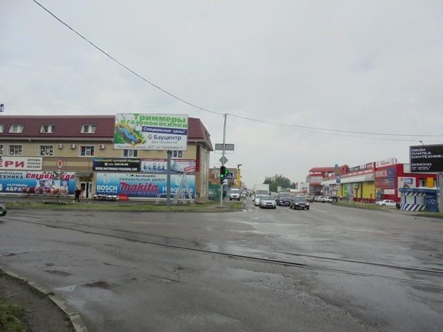 рекламный щит Краснодар уральская Вега