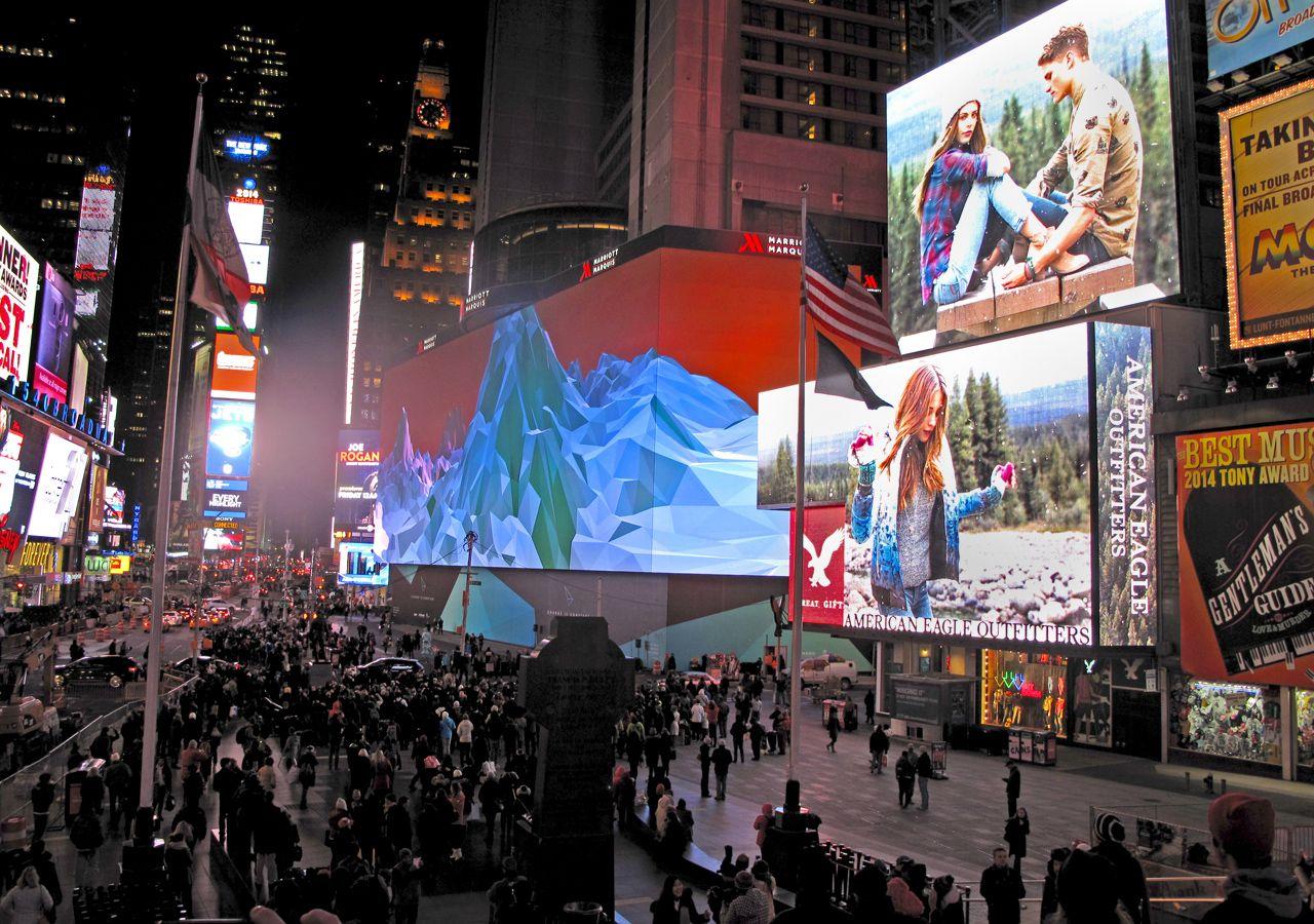 Светодиодные LG экраны