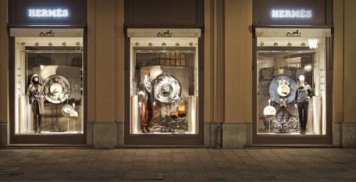 витрины в Германии