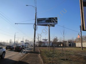 рекламные щиты в Краснодаре