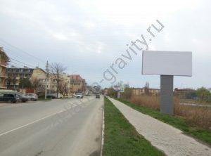 рекламный билборд 6х3 Северная