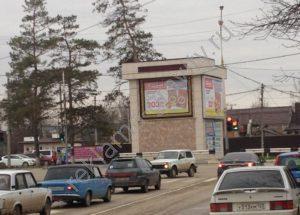 рекламный ситиборд Абинск