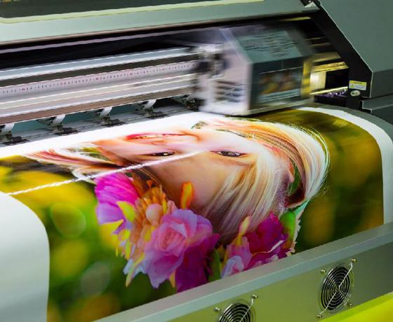 производство широкоформатной печати
