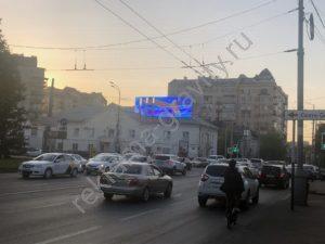 аренда медиафасад Нефтяников 14-Красная