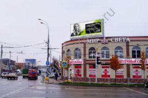медиафасад аренда Краснодар