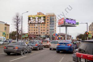 медиафасад Краснодар Тургенева Сенат