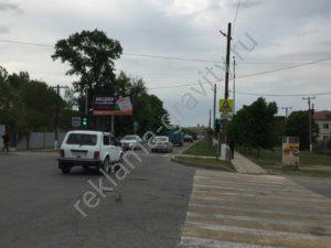 рекламный щит маршал гречко крымск
