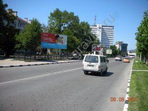 аренда рекламного щита на ул. Мира Новороссийск