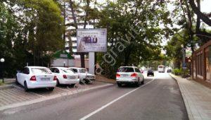 аренда билбордов в Сочи