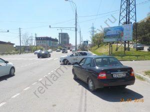аренда биллборда в Новороссийске
